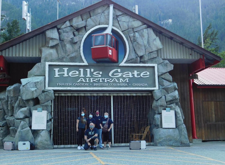Hell's Gate Airtram Investigation