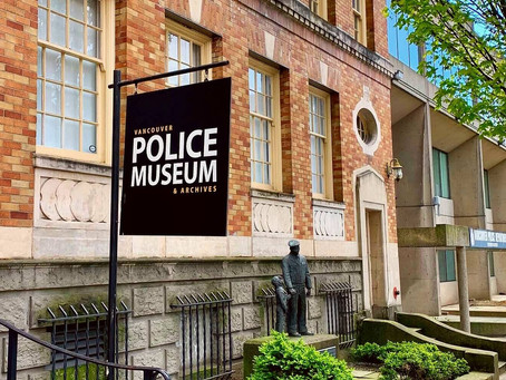 The Vancouver Police Museum Event