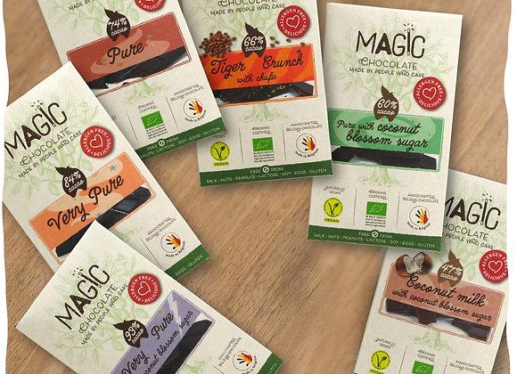 Magic 6 pack