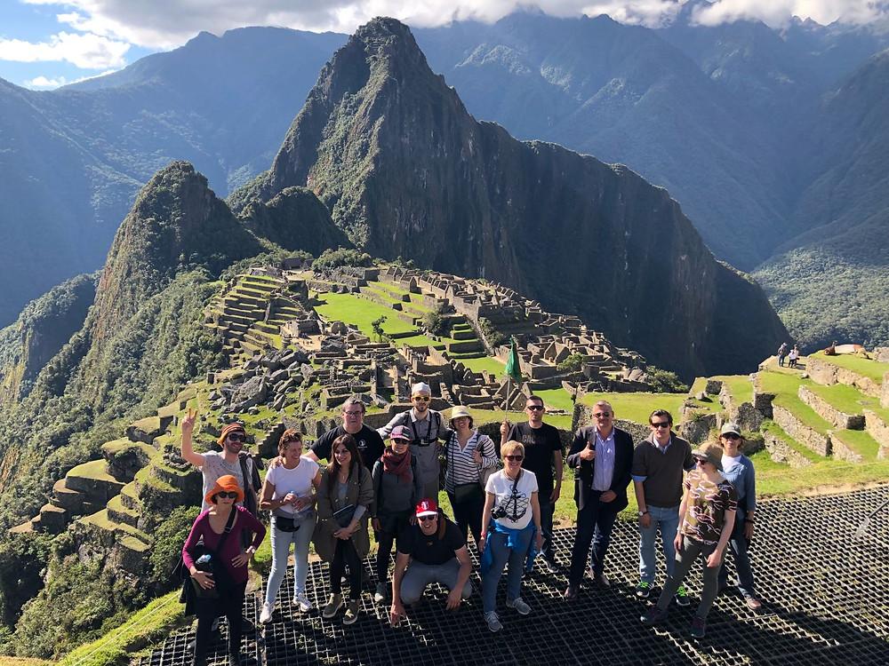 Ines en Helga van Magic Chocolates kregen de kans om Peru te bezoeken, het land van de Inca's, de koffie en natuurlijk ook van de cacao.