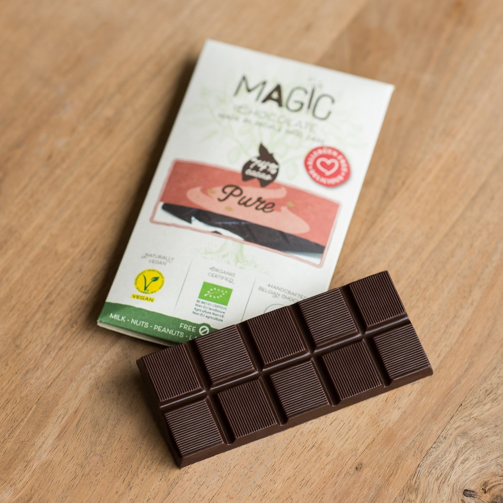74% Simsalabim - Magic Chocolates