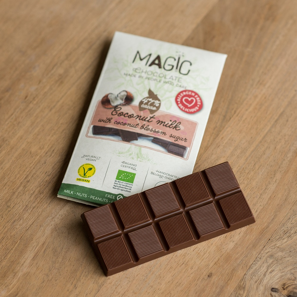 47% Coco Loco - Magic Chocolates