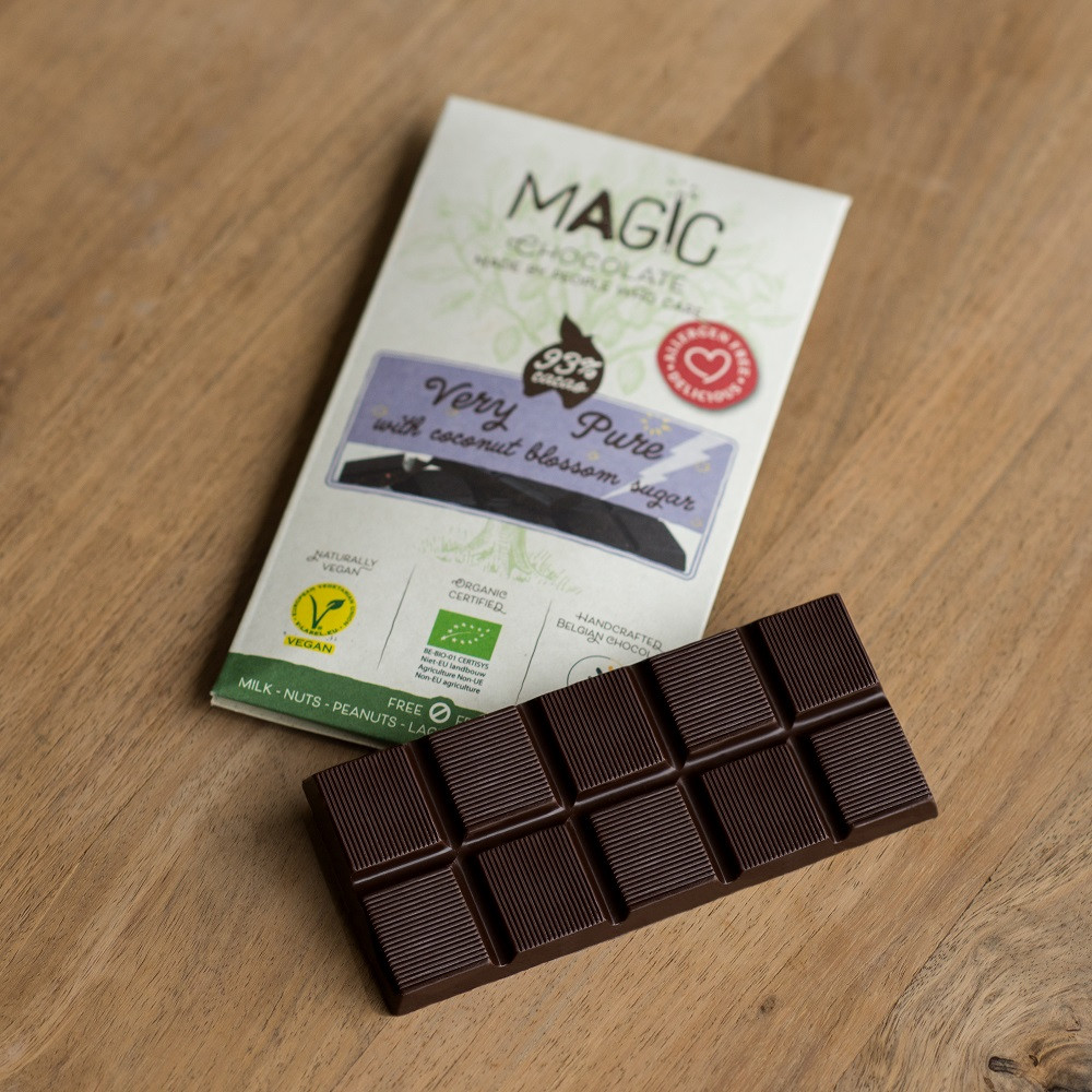 93% Duro - Magic Chocolates