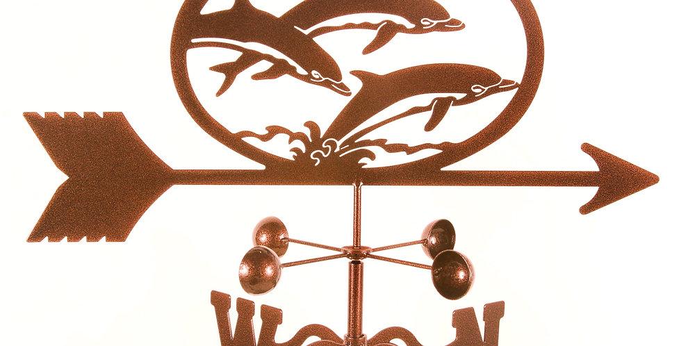 Dolphins Weathervane