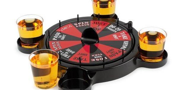 Roulette Shots