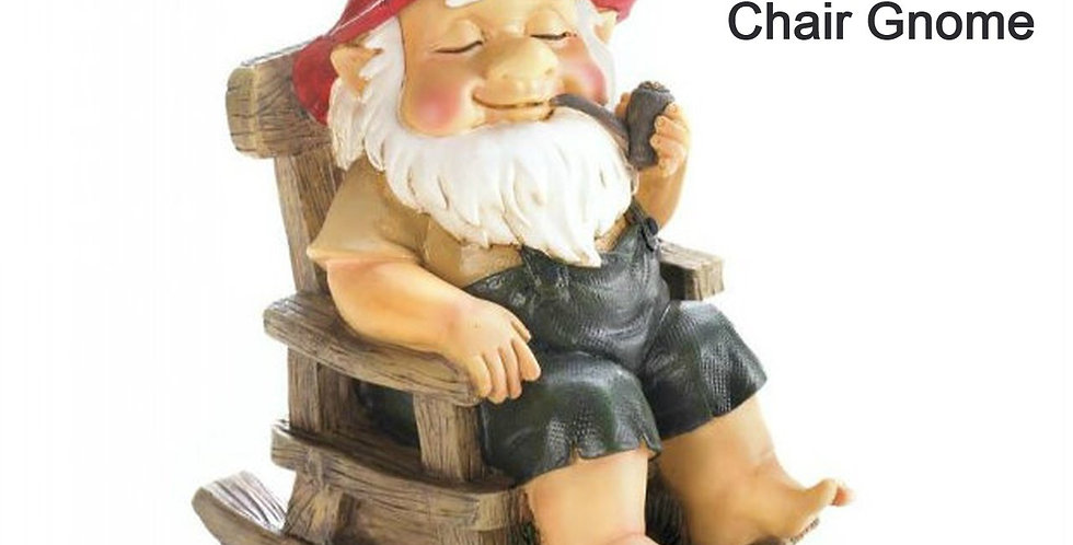 Your Choice of 2 Gnomes, 1 Each From Each Group, Set 1