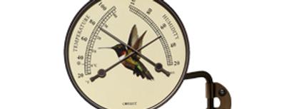 Décor Hummingbird Comfortmeter (Bronze Patina)
