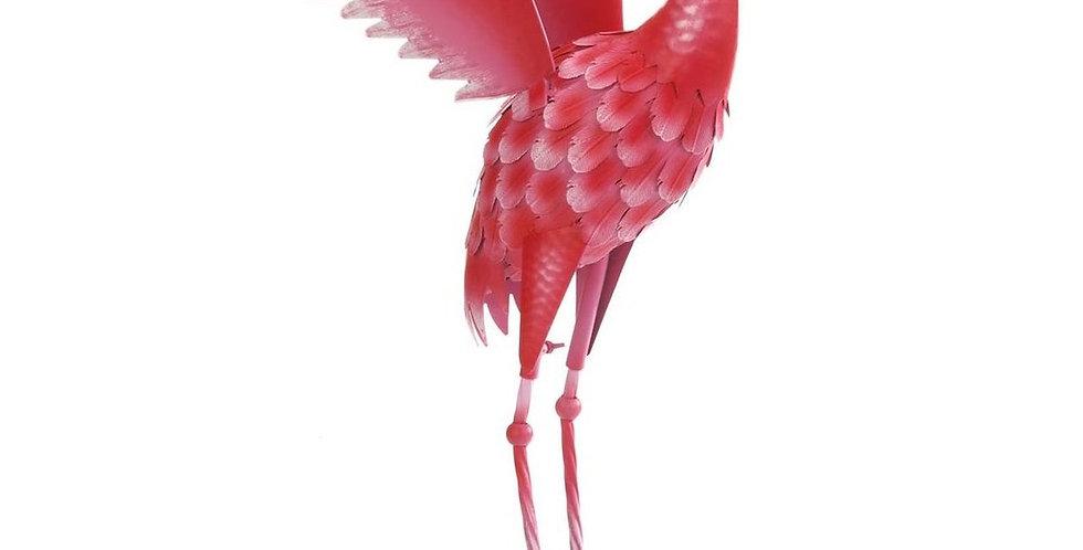 "27.5"" Pink Flamingo Head Down"