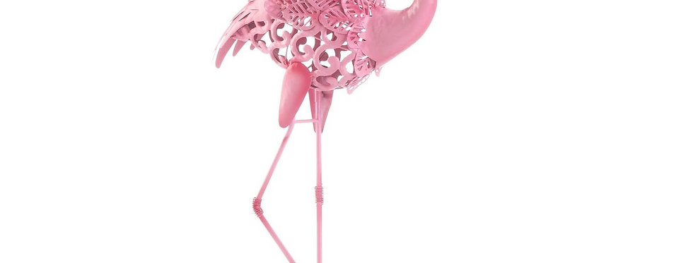 Solar Pink Flamingo