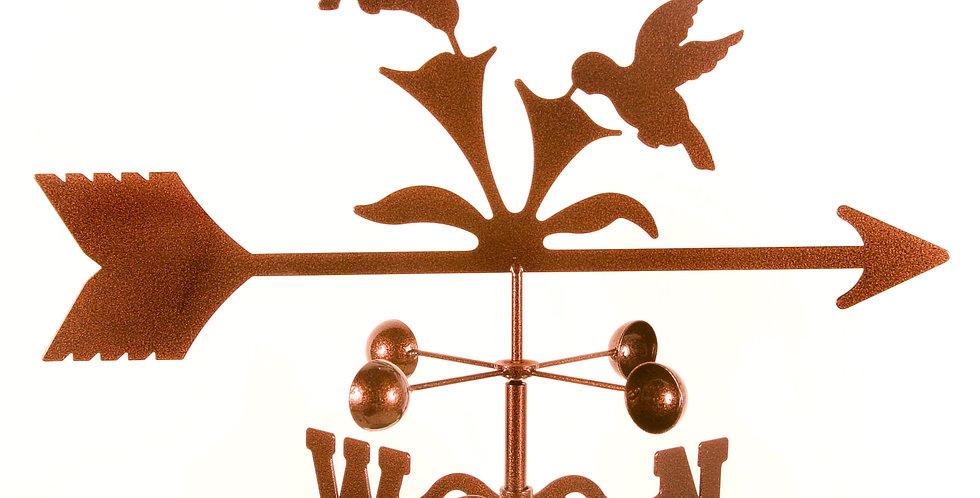 Hummingbirds Weathervane