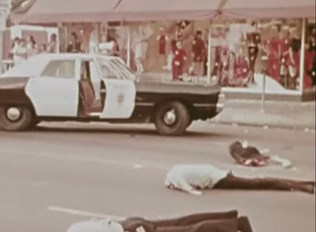 The East L.A. Chicanx Riots and the Endless Loop of Police Brutality against Black and Brown Bodies