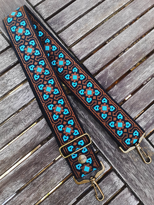 Midnight Rider Handmade Retro Bag Strap