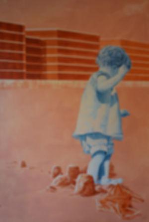 chateau de sable - stephanie ledroit - 1
