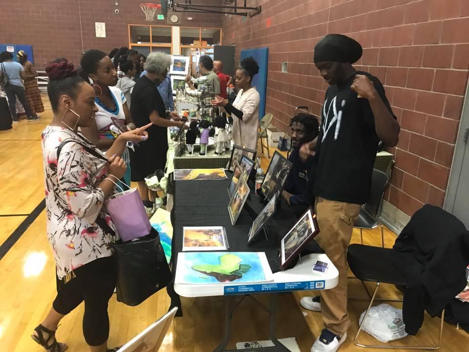 Black Arts Love Mixers 2017