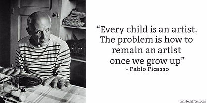 pablo-picasso-quote-every-chld-is-an-art