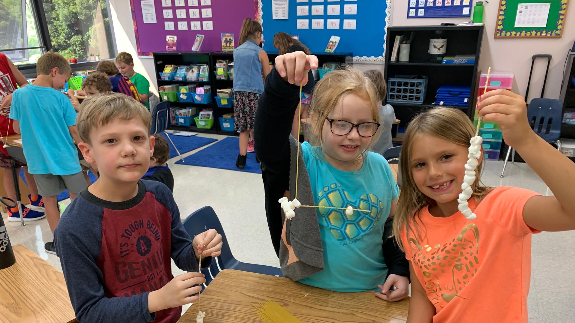STEM Marshmallow Challenge