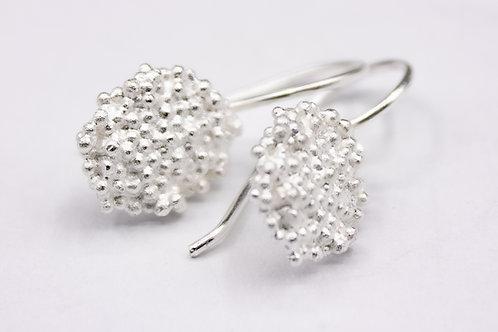 Earrings Mox Jawan Silver