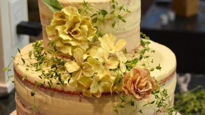 """Love"" Wedding cake Video"