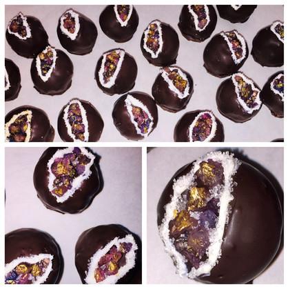 Geode Cake Balls