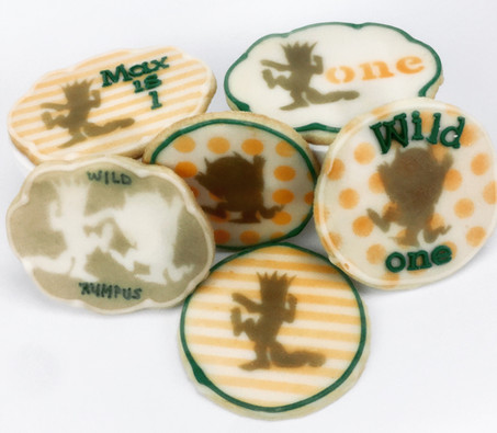 Wild thing Cookies