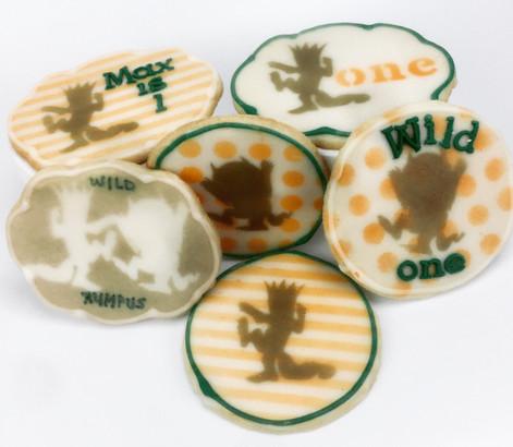 Wild thing Cookies