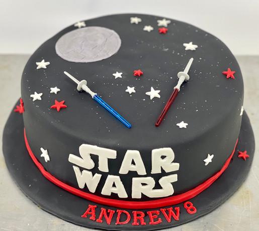 Star Wars Birthday