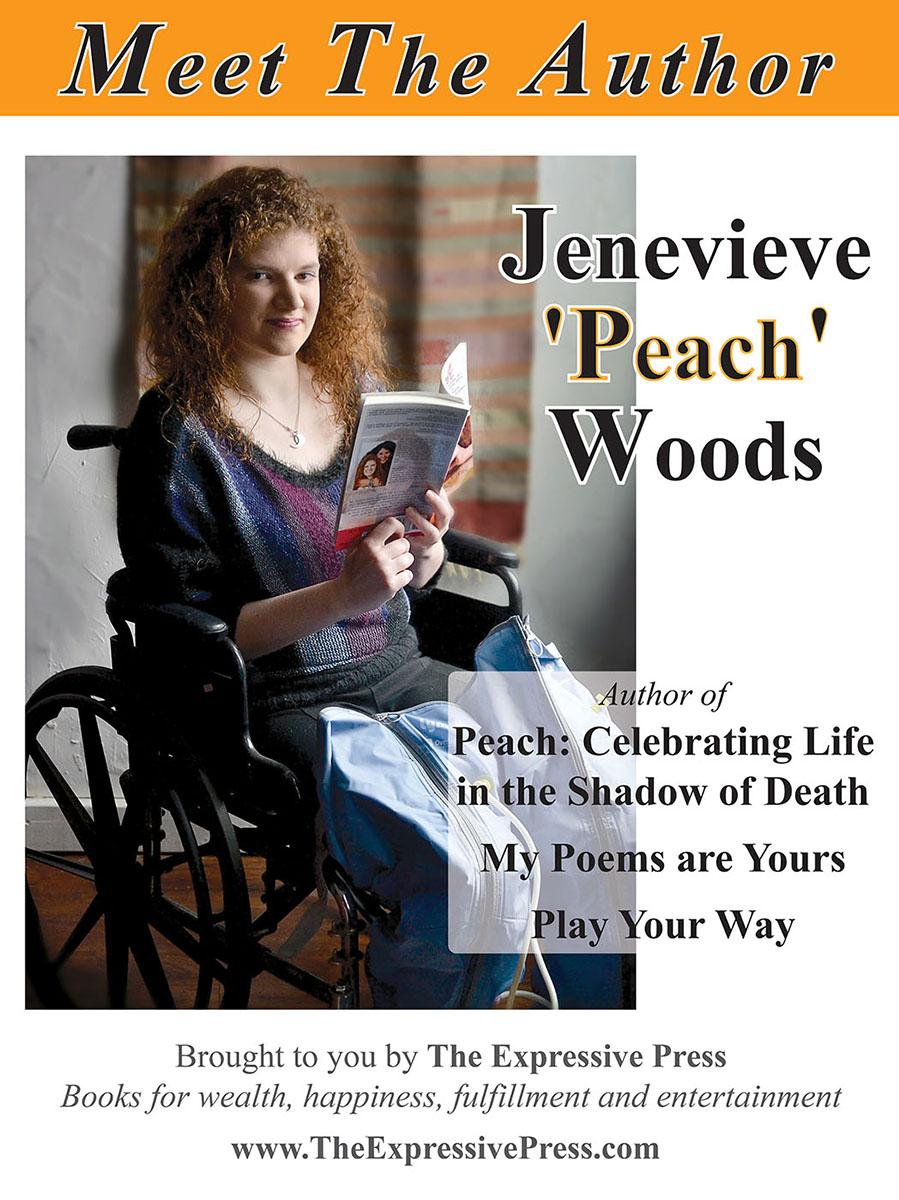 Peach Poster