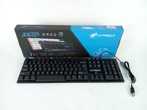 Wired laptop and Desktop Keyboard