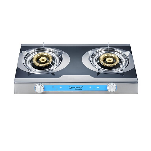 Pure Steel Heavy Gas Cooker