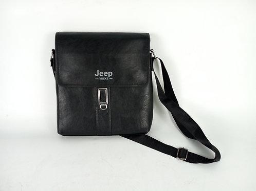 Jeep Black Sports Bag