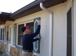 Gutters and Exterior