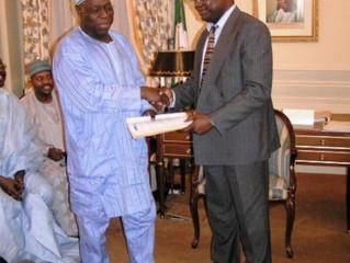 NIDOE - France mourns its former leader Martin C. Okeke.