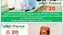 NIDOE celebrates its 20th anniversary