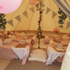 Glamping Staycations