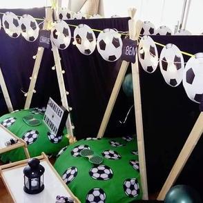 Football Slumber Party