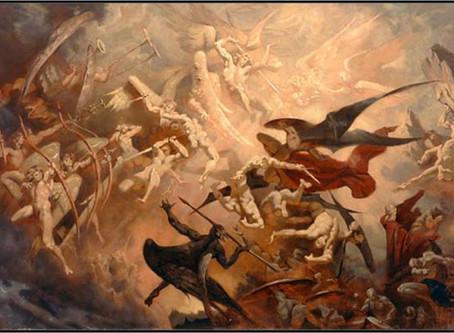 War In Heaven (video)
