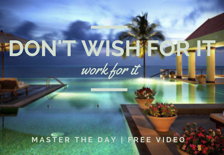 Increase Productivity (video)