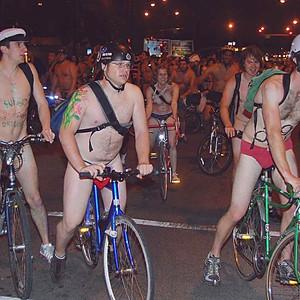 Nude Bike Ride