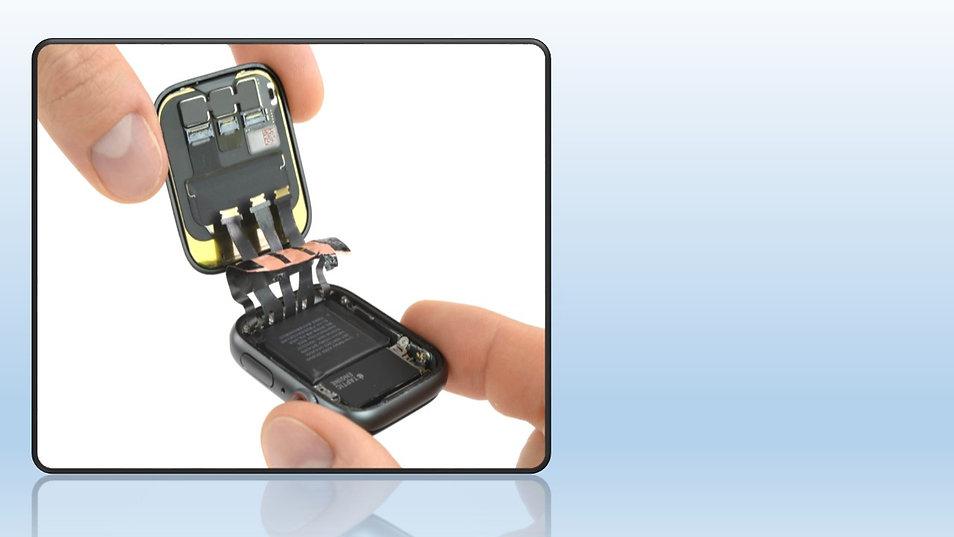 conserto celular - peças apple watch