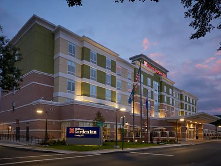 Hilton Garden Inn Officially Opens in Downtown Corning