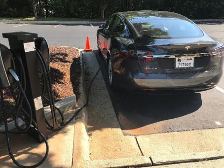 Courtyard installs first public Tesla Stations in Lynchburg