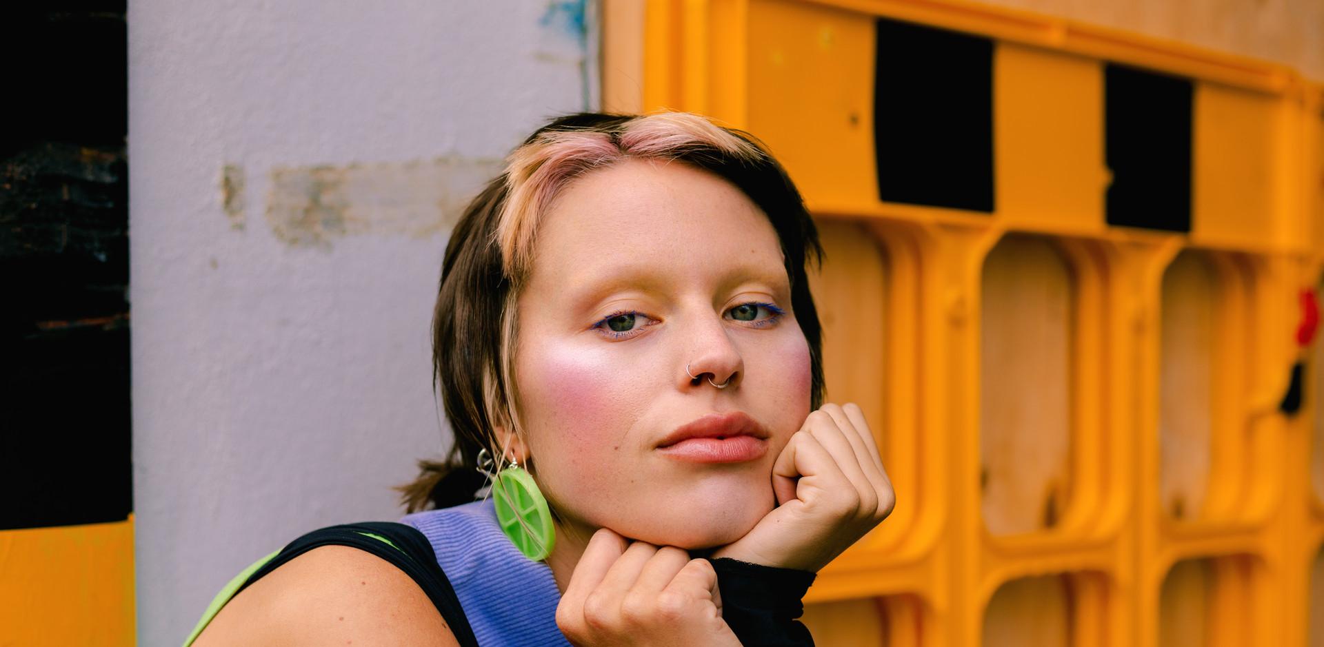 Dani for Fashion Grunge Magazine