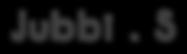 jubbi s logo 75percent.png