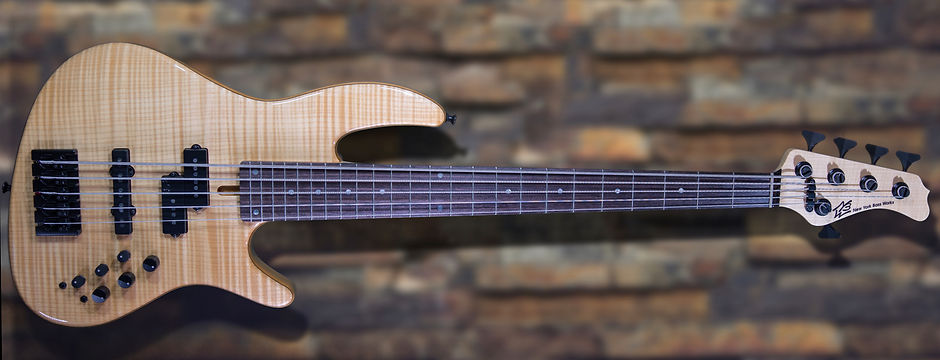 Alder/Flame maple/Indian rosewood