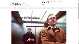 2015 #MobilePhotoNow (Columbus Museum), EUA.