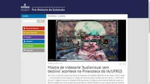2018 ASVD Audio Visual Sem Destino.