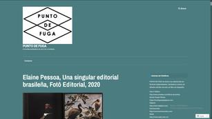 2020 Punto de Fuga Bogotá