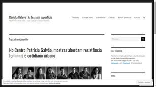 2017 Minha Força Não É Bruta (Revista Relevo).