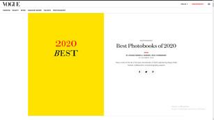 2020 - VOGUE Italia Best Photobooks