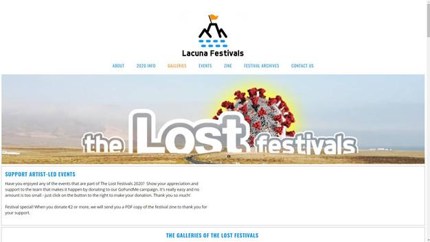 2020 Festival de Arte de Lanzarote, Espanha.